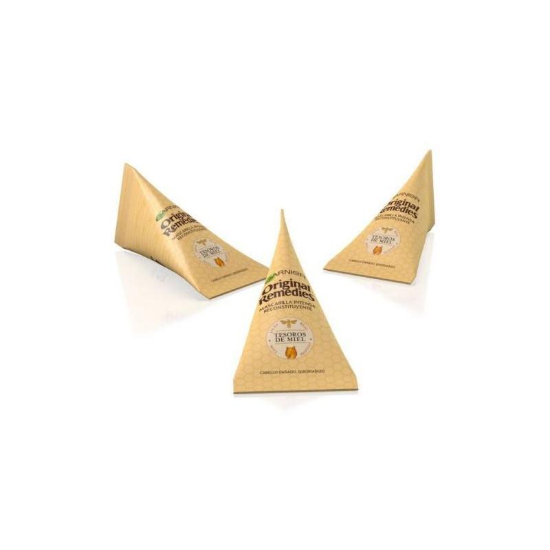 GARNIER- Masque Réparateur Monodose ULTRA DOUX - Trésor de Miel