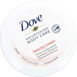 Dove - Crème Hydratante NOURISHING - Beauty Cream
