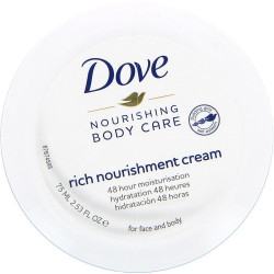 Dove - Crème Hydratante NOURISHING - Rich Nourishment Cream