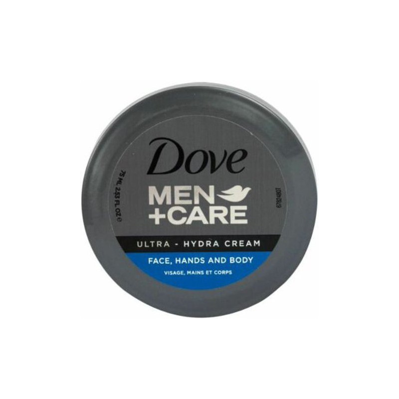 DOVE - Crème Hydratante MEN + CARE - Ultra