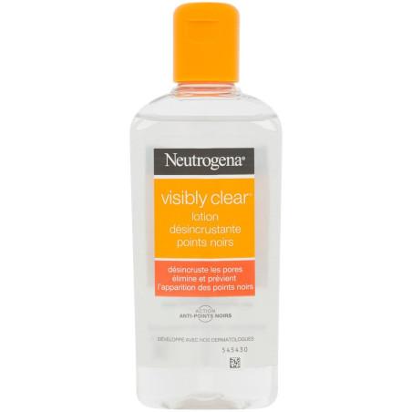 Neutrogena - Lotion Désincrustante Points Noirs VISIBLY CLEAR - 200ml