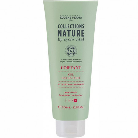 Eugène Perma - Gel Coiffant Extra Fort COLLECTIONS NATURE - Cycle Vital 300ml