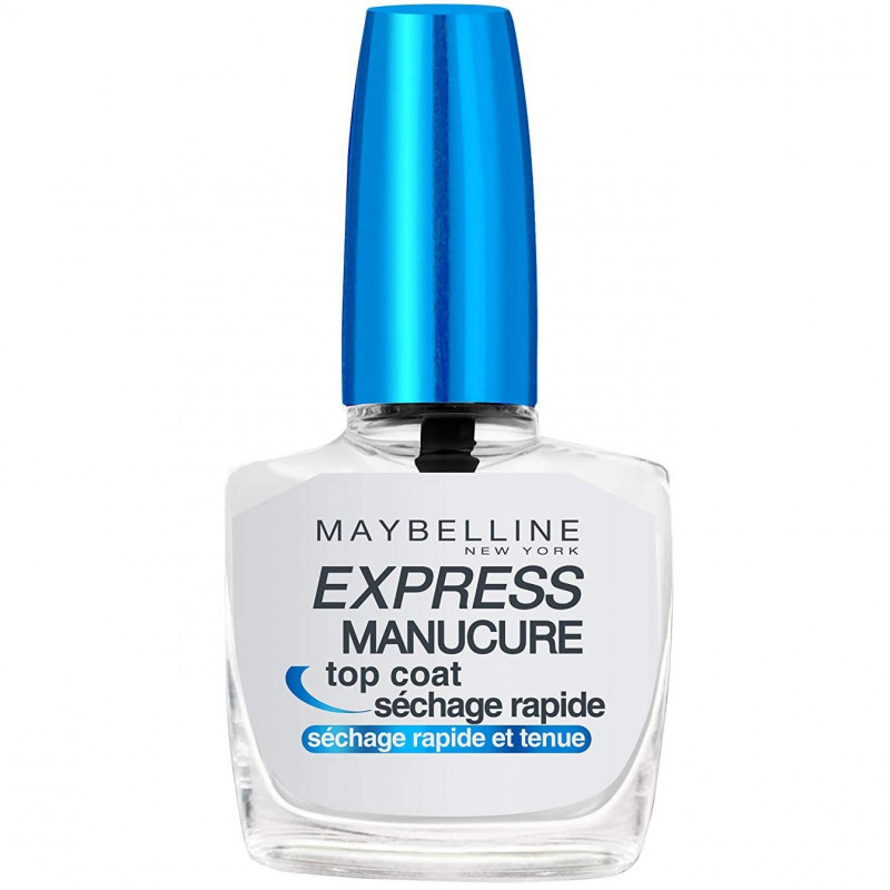 MAYBELLINE NEW YORK - Vernis à Ongle Top Coat EXPRESS MANUCURE