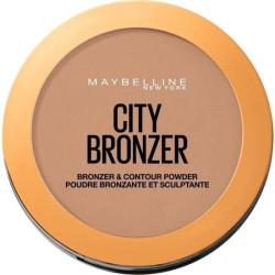 Maybelline New York - Poudre Bronzante et Sculptante - 150 Light Warm
