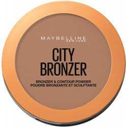 Maybelline New York - Poudre Branzante et Sculptante - 200 Medium Cool