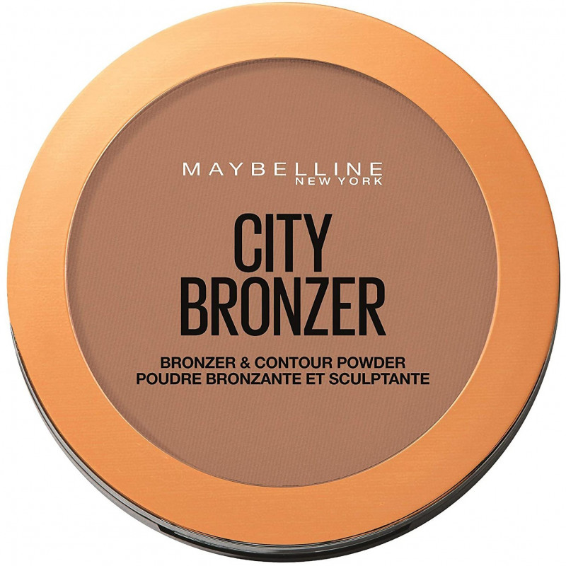 Maybelline New York - Poudre Branzante et Sculptante - 250 Medium Warm