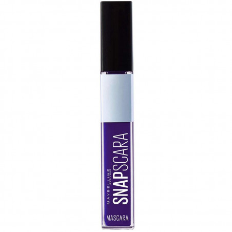 Maybelline New York - Mascara SNAPSCARA - 07 Ultra Violet