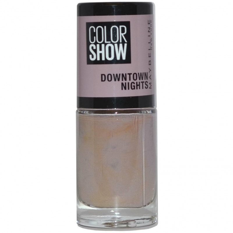 MAYBELLINE NEW YORK - Vernis COLORSHOW DOWNTOWN NIGHTS - 534 That Dress