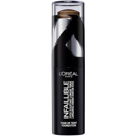 L'Oréal Paris - Fond de Teint Stick Sculptant Longue Tenue INFAILLIBLE - 240 Expresso