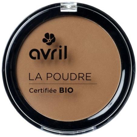 Avril - Poudre Bonne Mine Et Contouring Cértifié Bio - Medium N°949