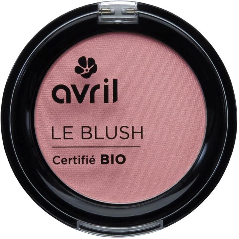 Avril - Blush Certifié Bio - Rose Praline