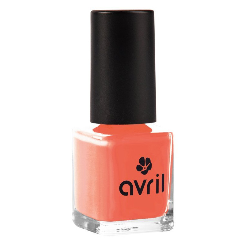 Avril - Vernis à Ongles 7 ml - N° 100 Corail