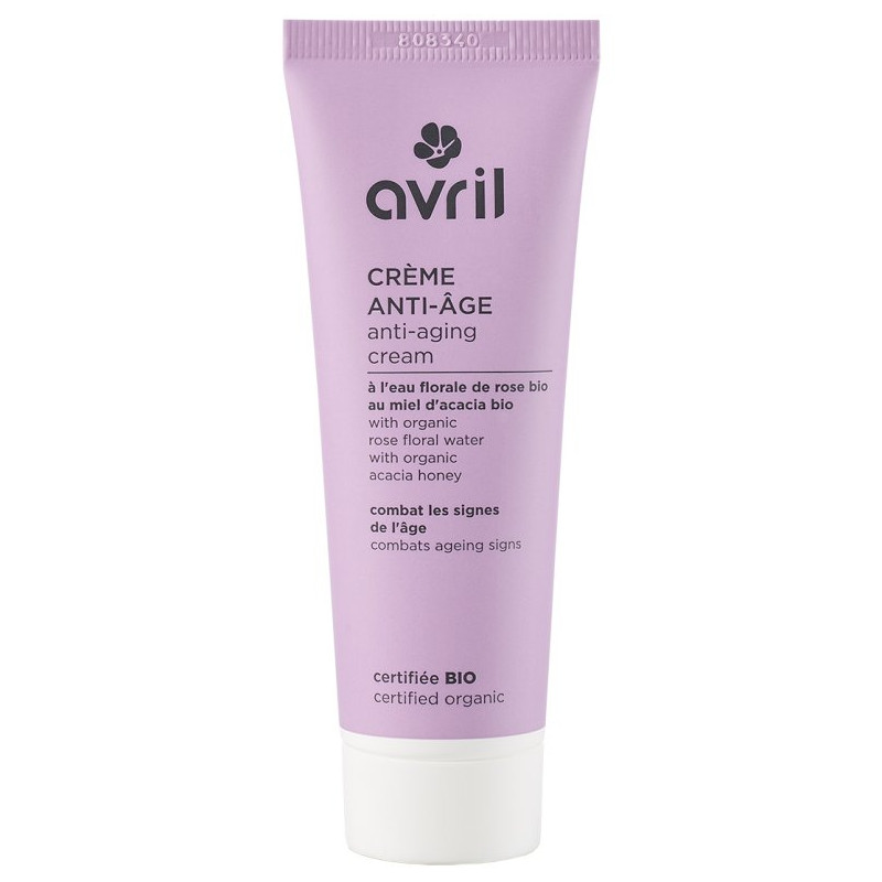 Avril - Crème Anti-Âge Certifié Bio 50Ml