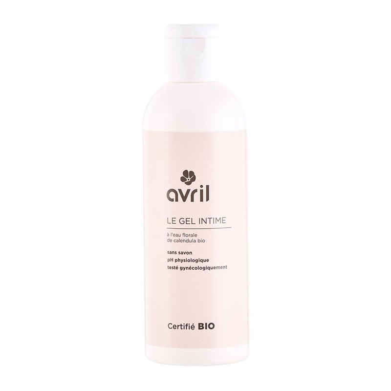 Avril - Gel Intime 200Ml - Certifié Bio