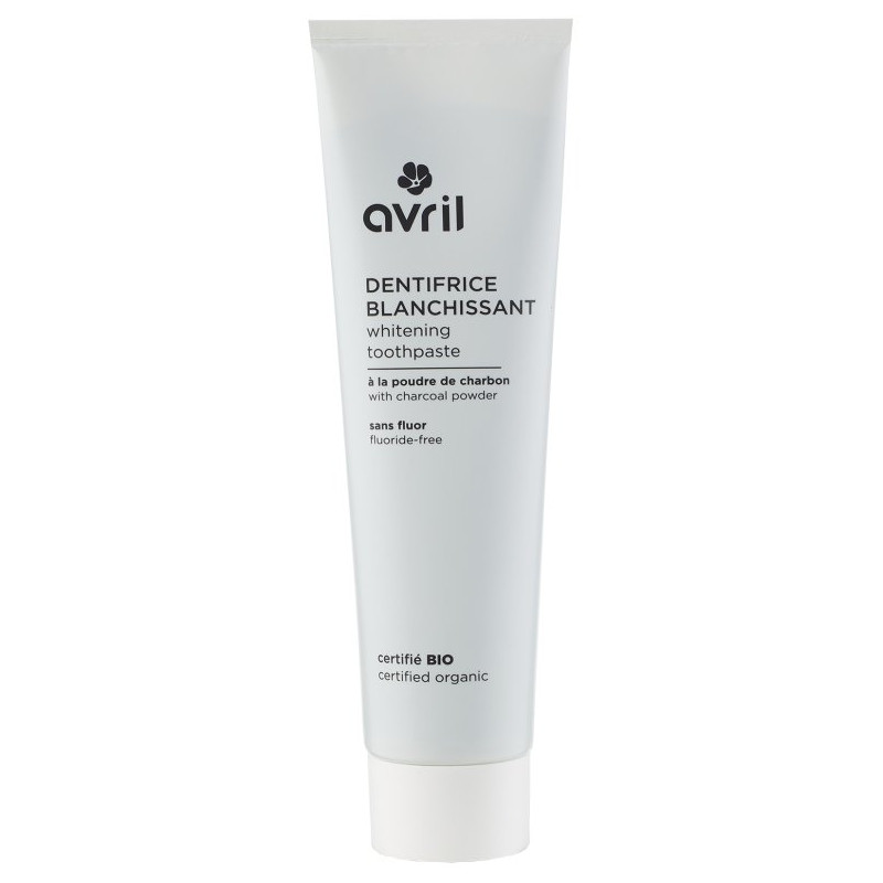 Avril - Dentifrice Blanchissant 100Ml - Certifié Bio