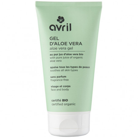 Avril - Gel d'Aloe Vera 150Ml - Certifié Bio