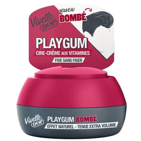 Vivelle Dop - Cire-Crème Aux Vitamines PLAYGUM BOMBÉ 80Ml