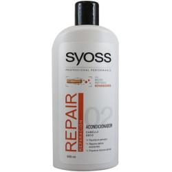 Syoss - Shampoing Revitalisant REPAIR - Cheuveux Secs 500Ml
