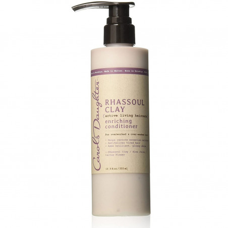 Carols Daughter - Après Shampooing RHASSOUL CLAY 355Ml - Revitalisant Enrichissant