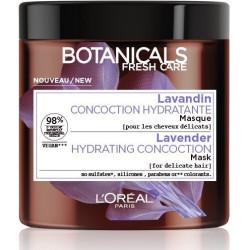 L'Oréal Paris - Masque Lavandin Concoction Hydratante BOTANICALS FRESH CARE - Cheveux Délicats 200Ml
