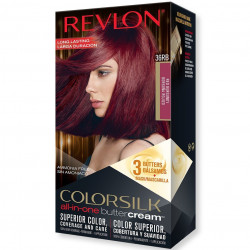 REVLON - Coloration Permanente Butter Cream COLORSILK - 36RB Red Burgundy