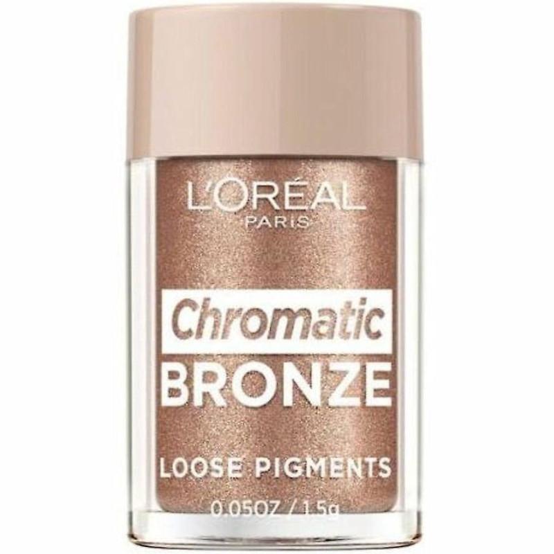 L'Oréal Paris - Ombre à Paupières Pigments Libres CHROMATIC - 02 Froid As If