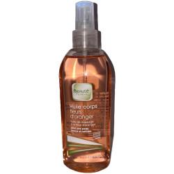 Beauté Pure - Huile De Massage à La Fleur D'Oranger - 250Ml