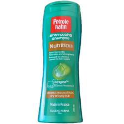 Pétrole Hahn - Shampoing Kéragène Huile de Macadamia NUTRITION 250 ml - Cheveux Secs ou Frisés