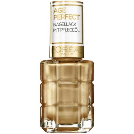 L'Oréal Paris - Le Vernis à l'huile AGE PERFECT - 660 L'Or