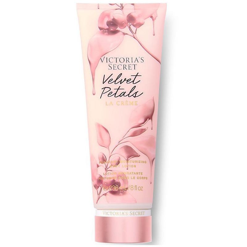 Victoria's Secret - Lait Pour Le Corps Et Les Mains En Édition Limitée -  La Crème Velvet Petals