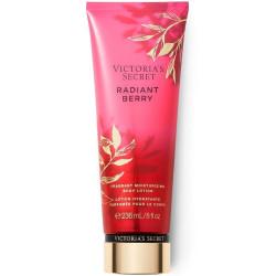 Victoria's Secret - Lait Pour Le Corps Et Les Mains Golden Light En Édition Limitée - Radiant Berry
