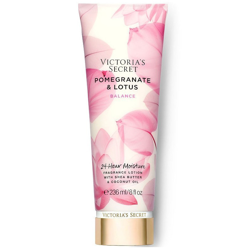 Victoria's Secret - Lait Pour Le Corps Et Les Mains Natural Beauty - Grenade Et Lotus