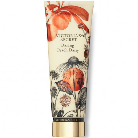 Victoria's Secret - Lait Pour Le Corps Et Les Mains Succulent Garden En Édition Limitée - Daring Peach Daisy
