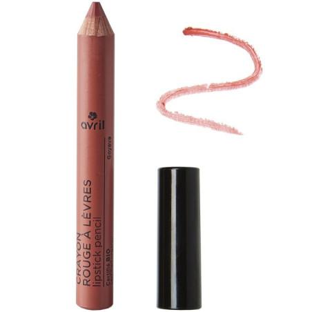 Avril - Crayon Rouge à Lèvres Certifié Bio - Goyave N° 909