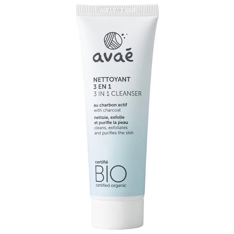Avaé - Nettoyant 3 en 1 50ml Certifié Bio - N°10130