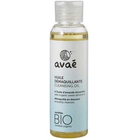 Avaé - Huile Démaquillante Certifié Bio 100 ml - N°10115