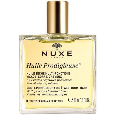 Nuxe - Huile Prodigieuse Multi-Fonctions 50 ml - Visage Corps Cheveux