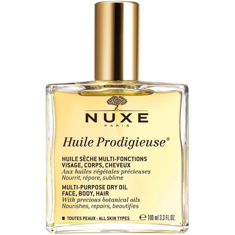 Nuxe - Huile Prodigieuse Multi-Fonctions 100 ml - Visage Corps Cheveux
