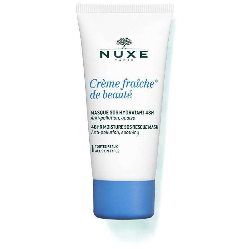 Nuxe - Masque SOS Hydratant Crème Fraîche de Beauté