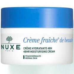 Nuxe - Crème Hydratante Crème Fraîche de Beauté - Peaux Normales