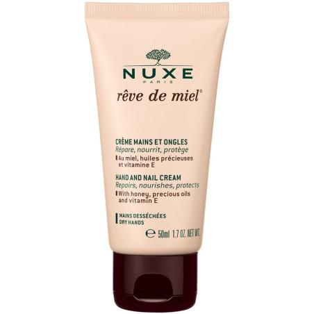Nuxe - Crème Mains Et Ongles Rêve de Miel 50 ml