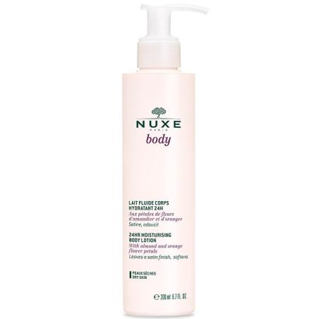 Nuxe - Lait Fluide Corps Hydratant 24h BODY 200ml