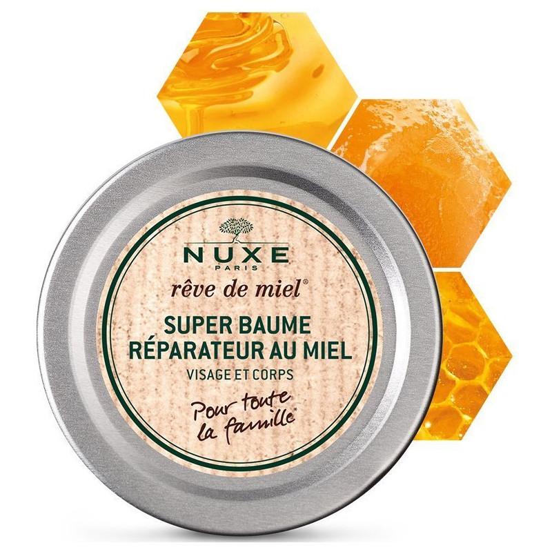 Nuxe - Super Baume Réparateur Visage Et Corps RÊVE DE MIEL