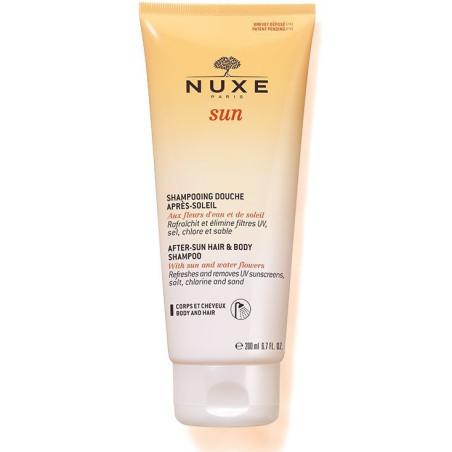 Nuxe - Shampooing Douche Après-Soleil SUN 200ml