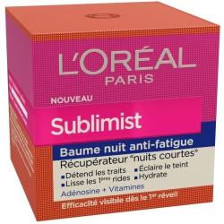 L'Oréal Paris - Baume Nuit Anti-fatigue SUBLIMIST