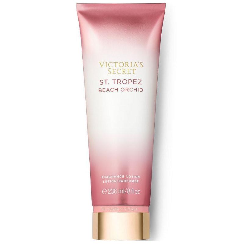 Victoria's Secret - Lait Pour Le Corps Et Les Mains Nourrissant Lush Coast - St. Tropez Beach Orchid