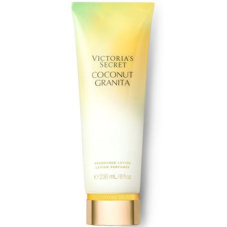 Victoria's Secret - Lait Pour Le Corps Et Les Mains Summer Spritzer - Coconut Granita