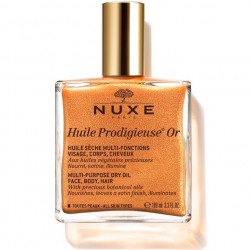 Nuxe - Huile Prodigieuse Or 100ml - Visage Corps Cheveux