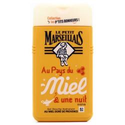 Le Petit Marseillais - Douche Crème Hydratante P'TIT BONHEUR - Au Miel Doré De Provence