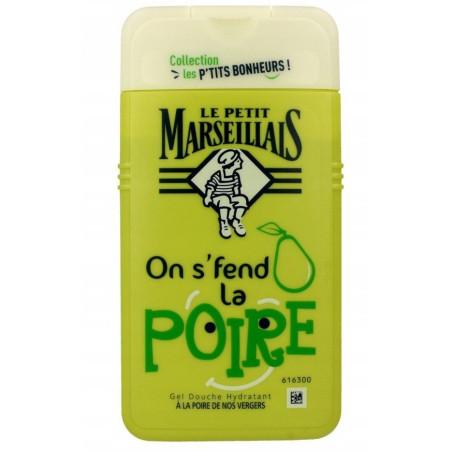 Le Petit Marseillais - Douche Crème Hydratante P'TIT BONHEUR - A La Poire De Nos Vergers